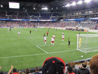 Red Bull Arena section 119
