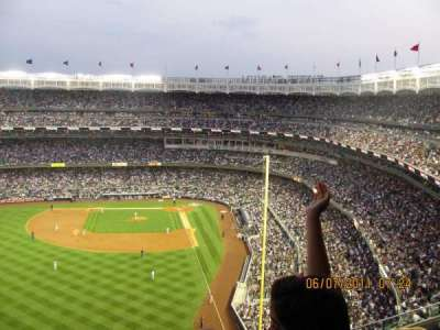 Yankee Stadium section 434A