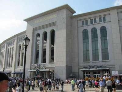 Yankee Stadium section Gate 6