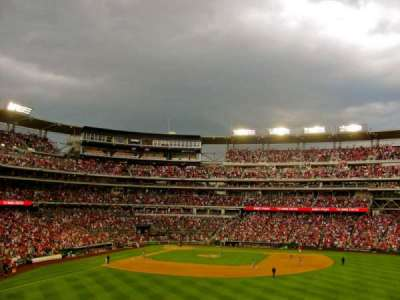 Nationals Park section 241