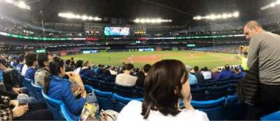 Rogers Centre section 126L
