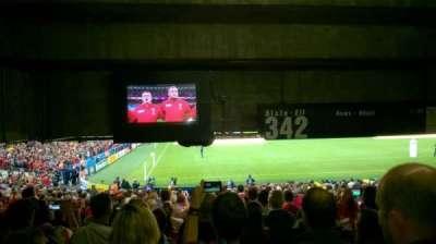 Principality Stadium, section: L1, row: 27, seat: 17