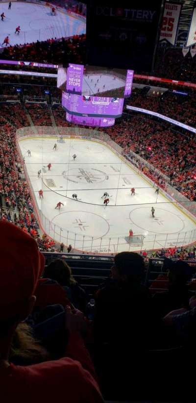 Capital One Arena section 424