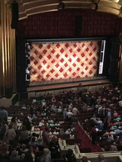 The Bushnell Center for the Performing Arts - Mortensen Hall, section: Balcony B, row: A, seat: 101