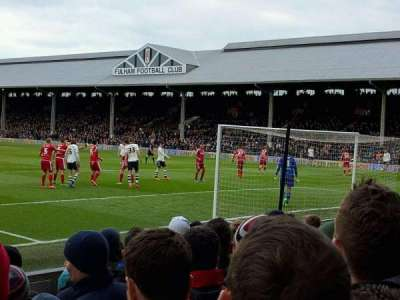 Craven Cottage section P5