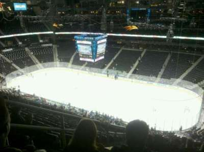 Philips Arena, section: 307, row: T, seat: 20