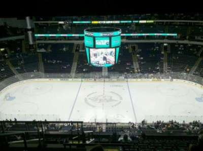 Bridgestone Arena, section: 326, row: M, seat: 19