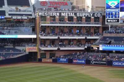 PETCO Park section 221