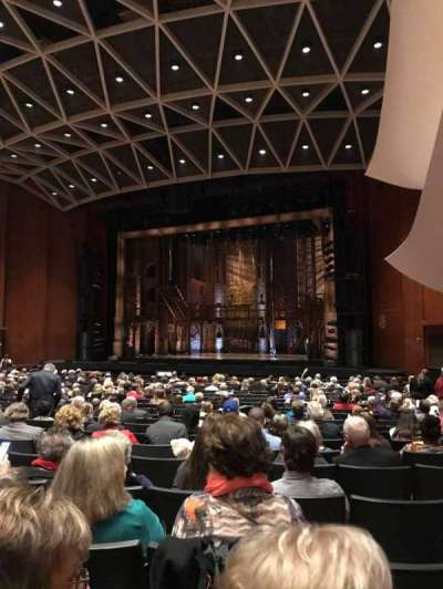 Chrysler Hall, section: RORCH, row: Q, seat: 6