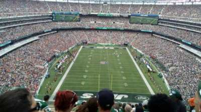 MetLife Stadium section 326