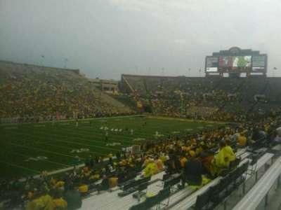 Kinnick Stadium section 131