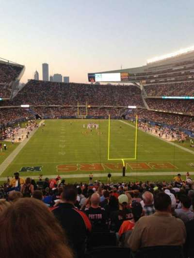 Soldier Field section 223