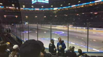 Enterprise Center, section: 125, row: J, seat: 8