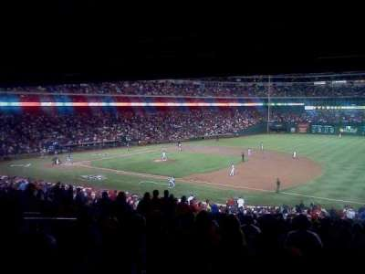 Globe Life Park in Arlington section 136