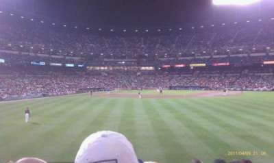 Oriole Park at Camden Yards, section: 94, row: 8, seat: 22