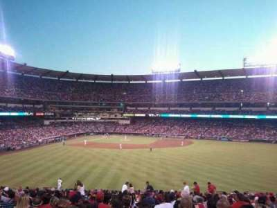 Angel Stadium section P245