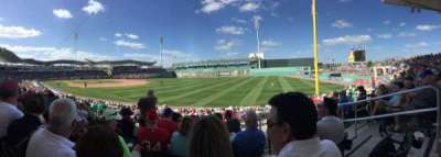 JetBlue Park, section: 219, row: 6, seat: 4