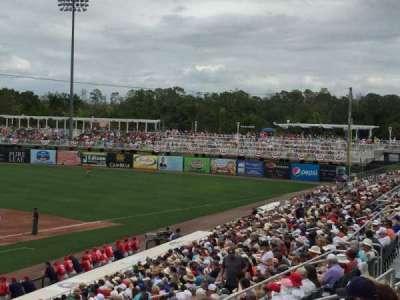 Hammond Stadium section 207