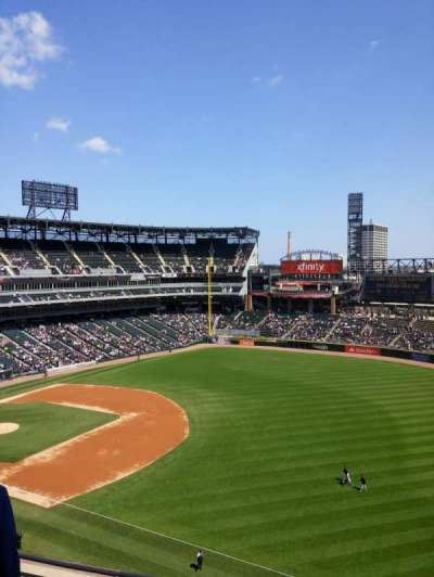 Guaranteed Rate Field, section: 516, row: 5, seat: 4