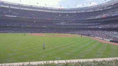 Yankee Stadium, section: 236, row: 2, seat: 8