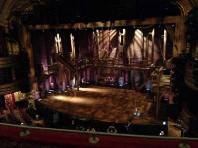 Richard Rodgers Theatre, section: FMEZZ, row: C, seat: 14