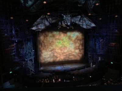 Apollo Victoria Theatre section Dress Circle