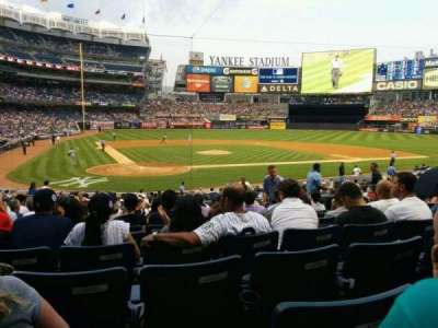 Yankee Stadium, section: 118, row: 24, seat: 5