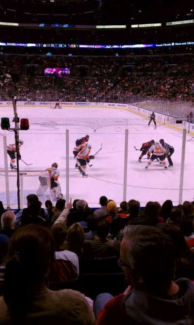 BB&T Center section 125