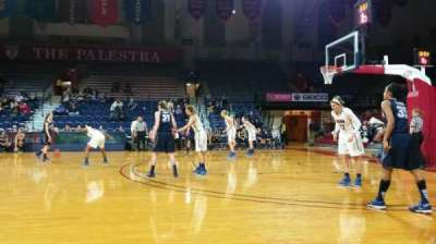 Palestra section 114