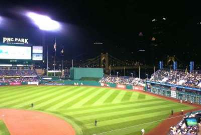 PNC Park, section: 209