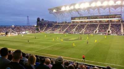 Talen Energy Stadium section 125