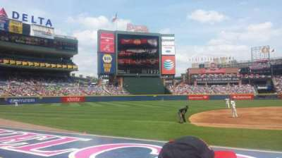 Turner Field section 116R