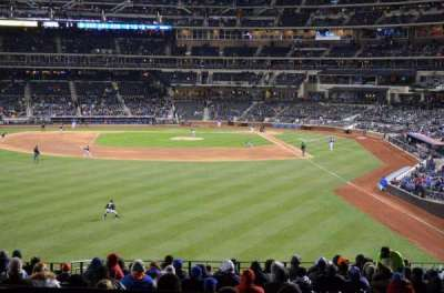 Citi Field section Caesars Gold 318