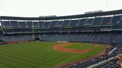 Turner Field, section: 326, row: 5, seat: 10