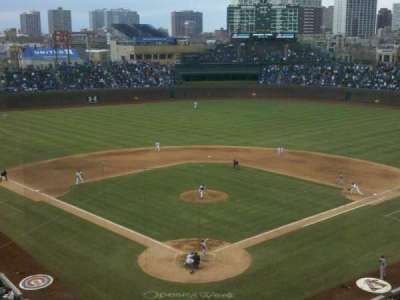 Wrigley Field section 318R