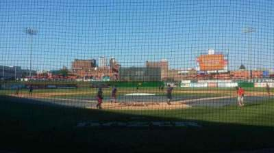 Dozer Park, section: 108, row: 4, seat: 7
