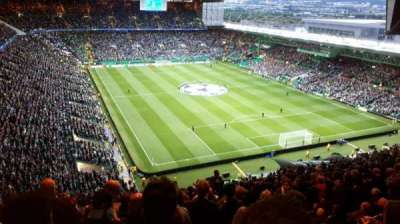 Celtic Park section Area 443