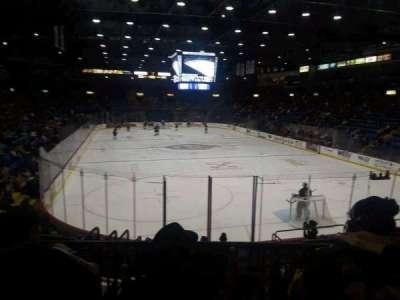 Santander Arena section 324