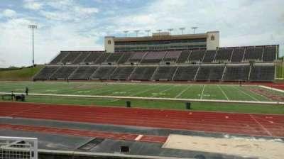 Louis Crews Stadium, section: 18, row: 5, seat: 7