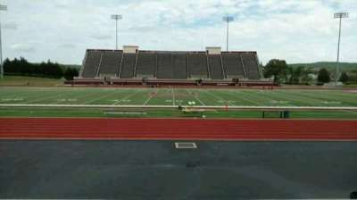 Louis Crews Stadium, section: F, row: 10, seat: 15