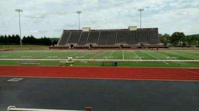Louis Crews Stadium, section: E, row: 10, seat: 11