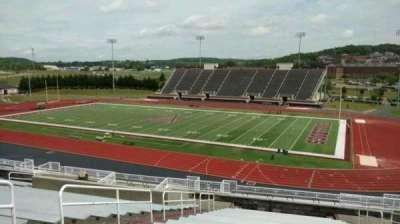 Louis Crews Stadium, section: 3, row: 20, seat: 7