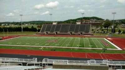Louis Crews Stadium, section: 6, row: 20, seat: 12