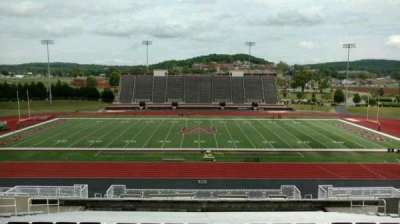 Louis Crews Stadium, section: 9, row: 20, seat: 13