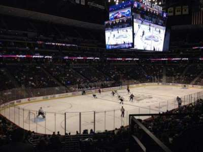 Pepsi Center, section: 130, row: 20, seat: 1