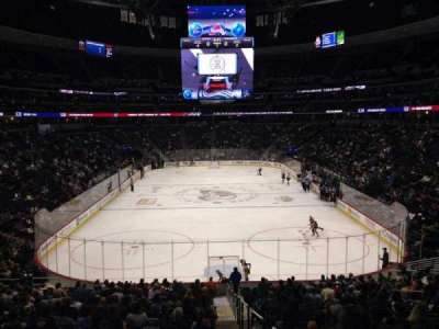 Pepsi Center, section: 112, row: 20, seat: 1
