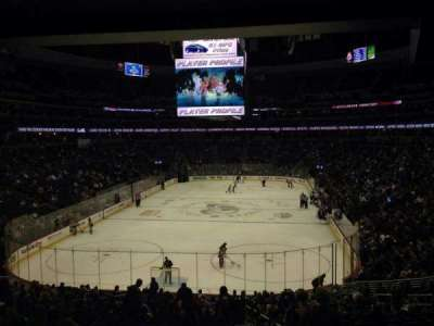 Pepsi Center, section: 110, row: 20, seat: 1