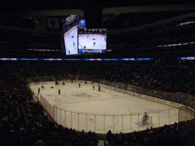 Pepsi Center, section: 140, row: 20, seat: 1