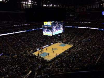 Pepsi Center, section: 354, row: 12, seat: 1