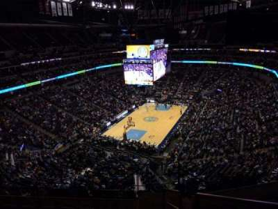 Pepsi Center, section: 358, row: 12, seat: 1